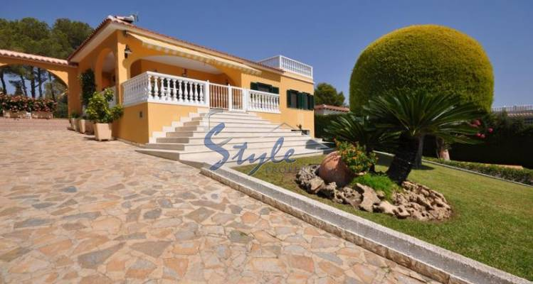 4 bedroom villa for Sale in Los Balcones, Torrevieja, Alicante, Spain
